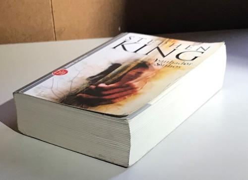 o apanhador de sonhos - stephen king - livro de bolso