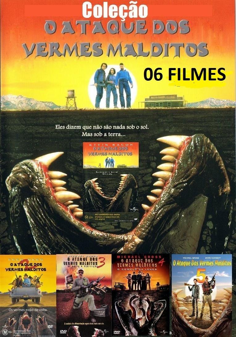 filme ataque dos vermes malditos