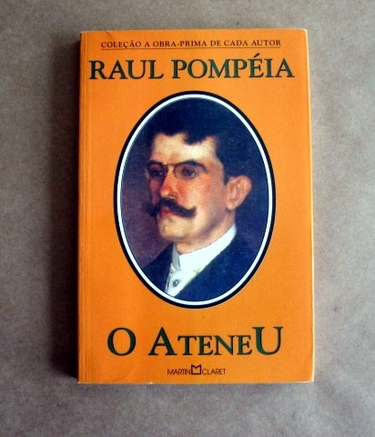 O Ateneu - Raul Pompéia - R$ 14,07 em Mercado Livre