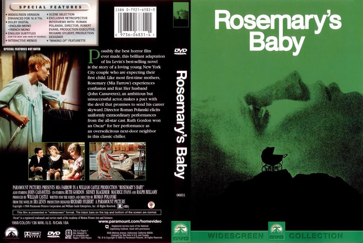 Resultado de imagem para o bebe de rosemary