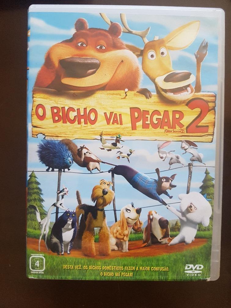 O Bicho Vai Pegar 2 Dvd Original Frete 9 R 19 90 Em Mercado Livre
