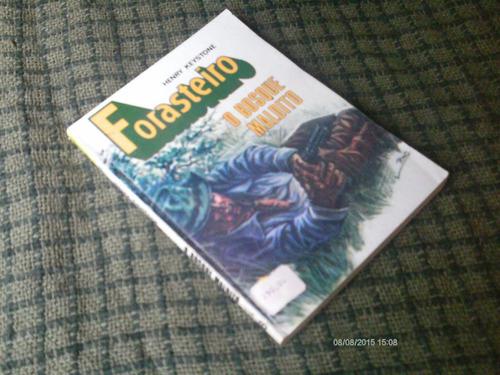 o bosque maldito bolso livro n.15 henry keystone