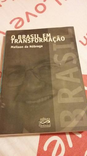 o brasil em transformação