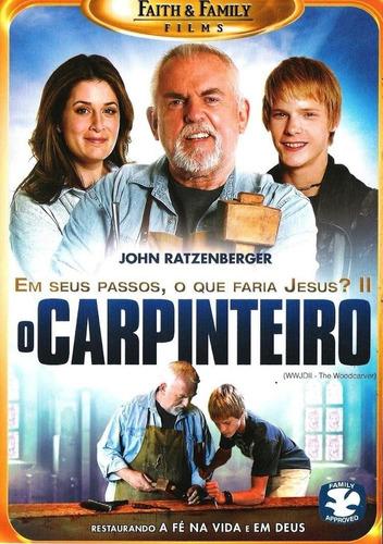 o carpinteiro dvd em seus passos o que faria jesus? ii