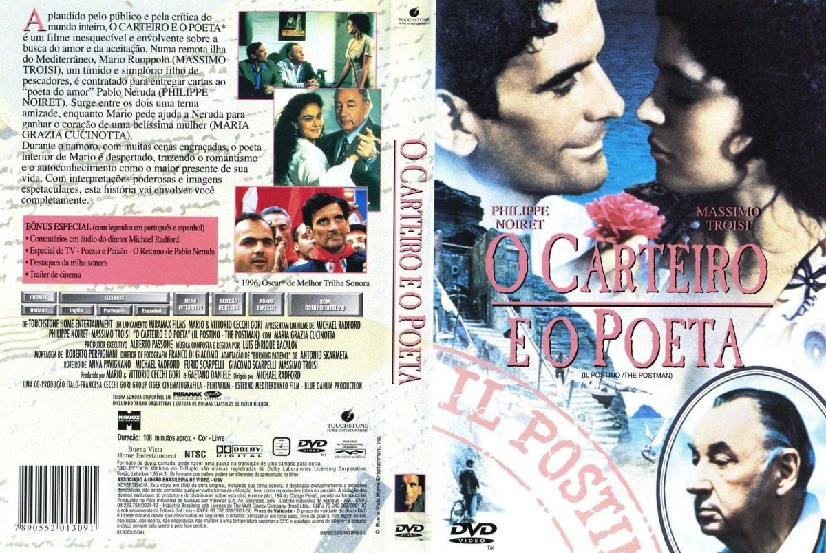 trilha sonora do filme o carteiro e o poeta