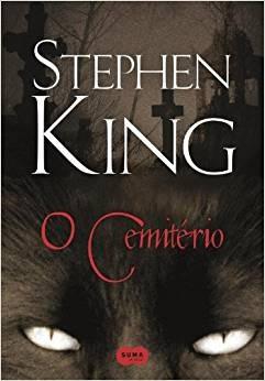 o cemitério livro stephen king (cemiterio maldito)