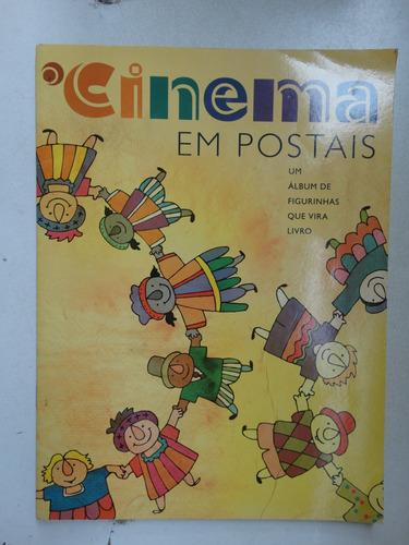o cinema em postais! um album que vira livro! ccbb 1999!