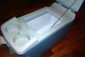 o cooler-nevera portatil para carro - mobicool