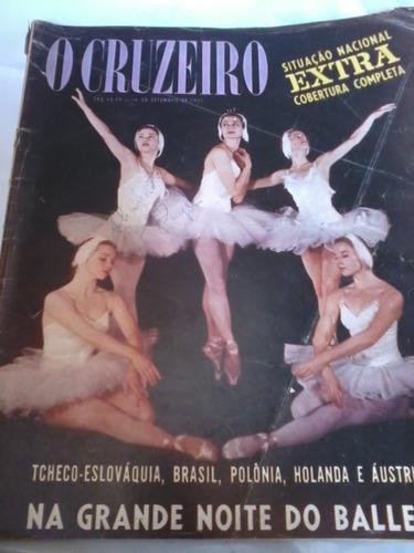 o cruzeiro 1961 - na grande noite do ballet