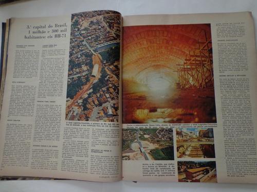 o cruzeiro mar 1971 especial 120 paginas sobre minas gerai