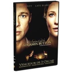 o curioso caso de benjamin button dvd brad pitt