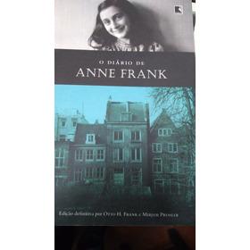 O Diário De Anna Frank - Ana Frank En Portugues