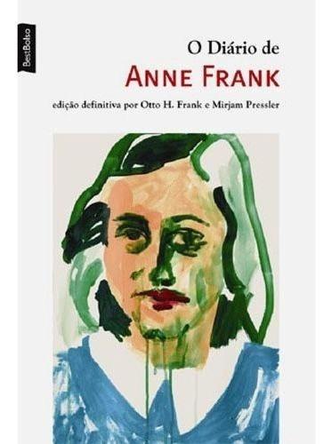 o diário de anne frank livro otto h. frank frete 9