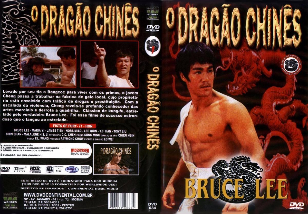 O Dragão Chinês (1971) - Bruce Lee