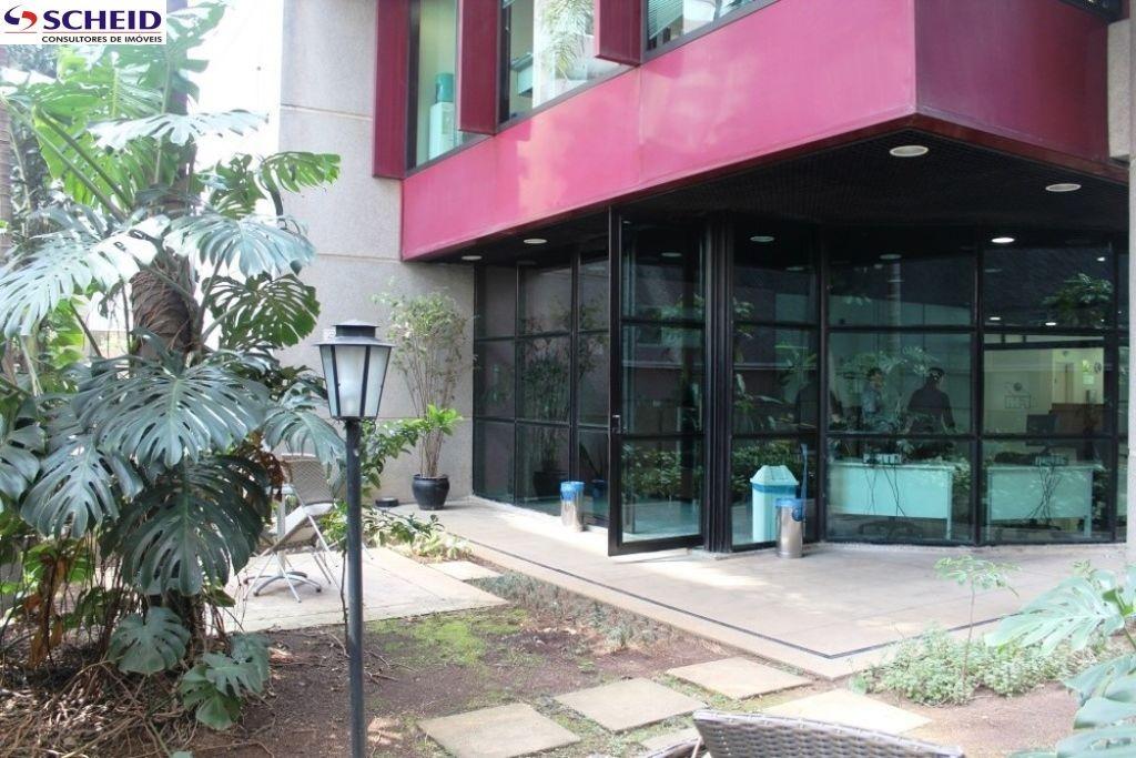 *****o edifício pinus plaza está localizado:  à 450m da av. brigadeiro faria lima (corredor de ônibu - mc3934