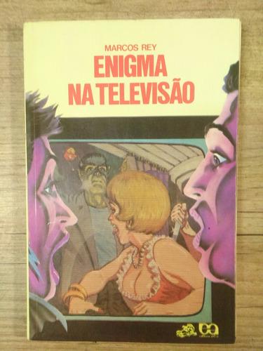 o enigma da televisão   marcos rey