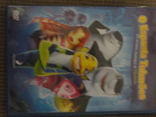 o espanta tubarões - dvd