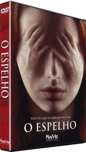 o espelho dvd terror suspense  fenômenos paranormais