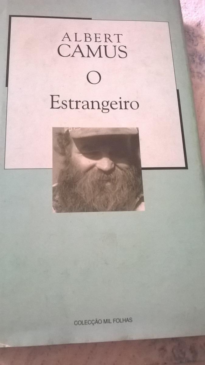 O Estrangeiro Albert Camus Edicao Portuguesa R 15 00 Em Mercado Livre