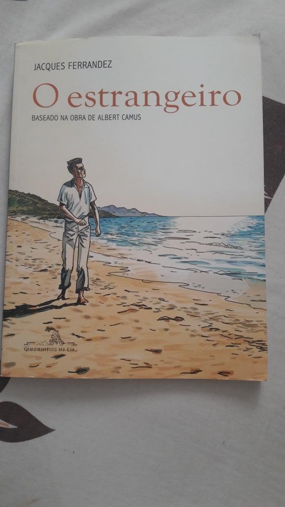 O Estrangeiro De Albert Camus Em Quadrinhos R 45 00 Em Mercado Livre