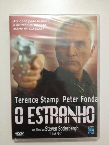 o estranho dvd (lacrado) terence stamp