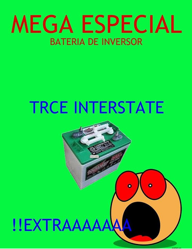 o f e r t a s    baterias de inversor  trace americana