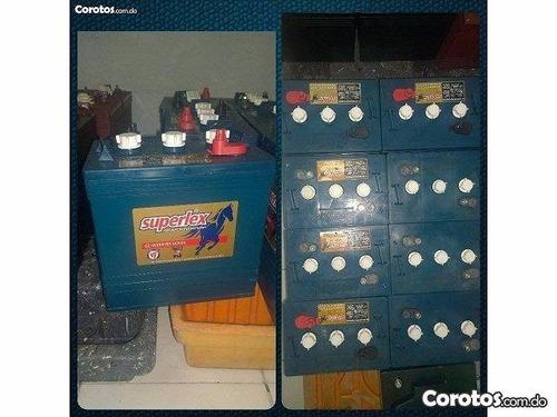 (o f e r t o n) baterias de inversores . t . r . a . c . e
