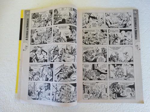 o fantasma magazine nº 1! opera graphica 2002!