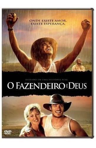 o fazendeiro e deus  dvd     original