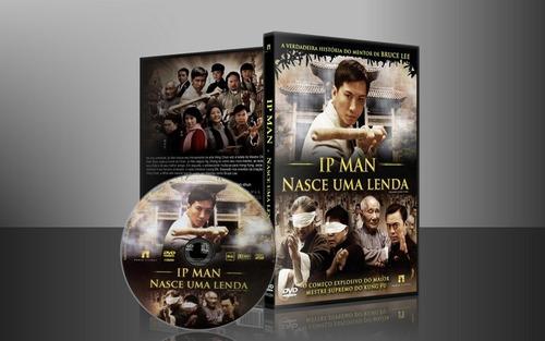 o grande mestre (ip man) coleção completa