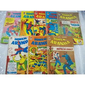O Homem-aranha Ano I - 08 Volumes