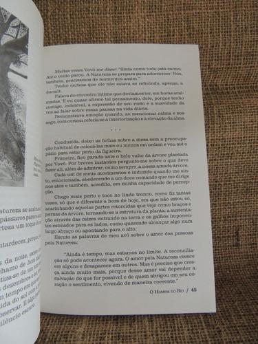 o homem do rio maria luiza roessler 1999 age editora