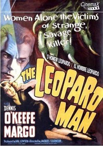 o homem leopardo