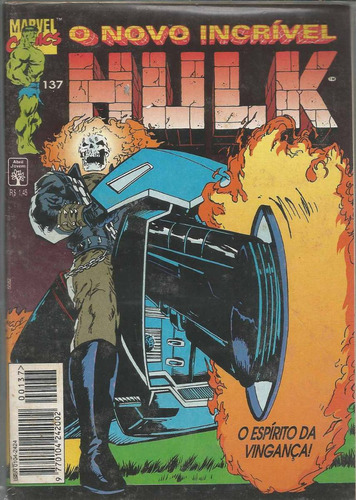 o incrivel hulk 137 - abril - bonellihq cx40 e19