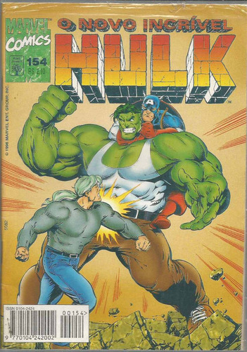 o incrivel hulk 154 - abril - bonellihq cx40 e19