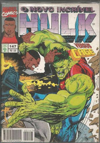 o incrivel hulk 163 - abril - bonellihq cx40 e19