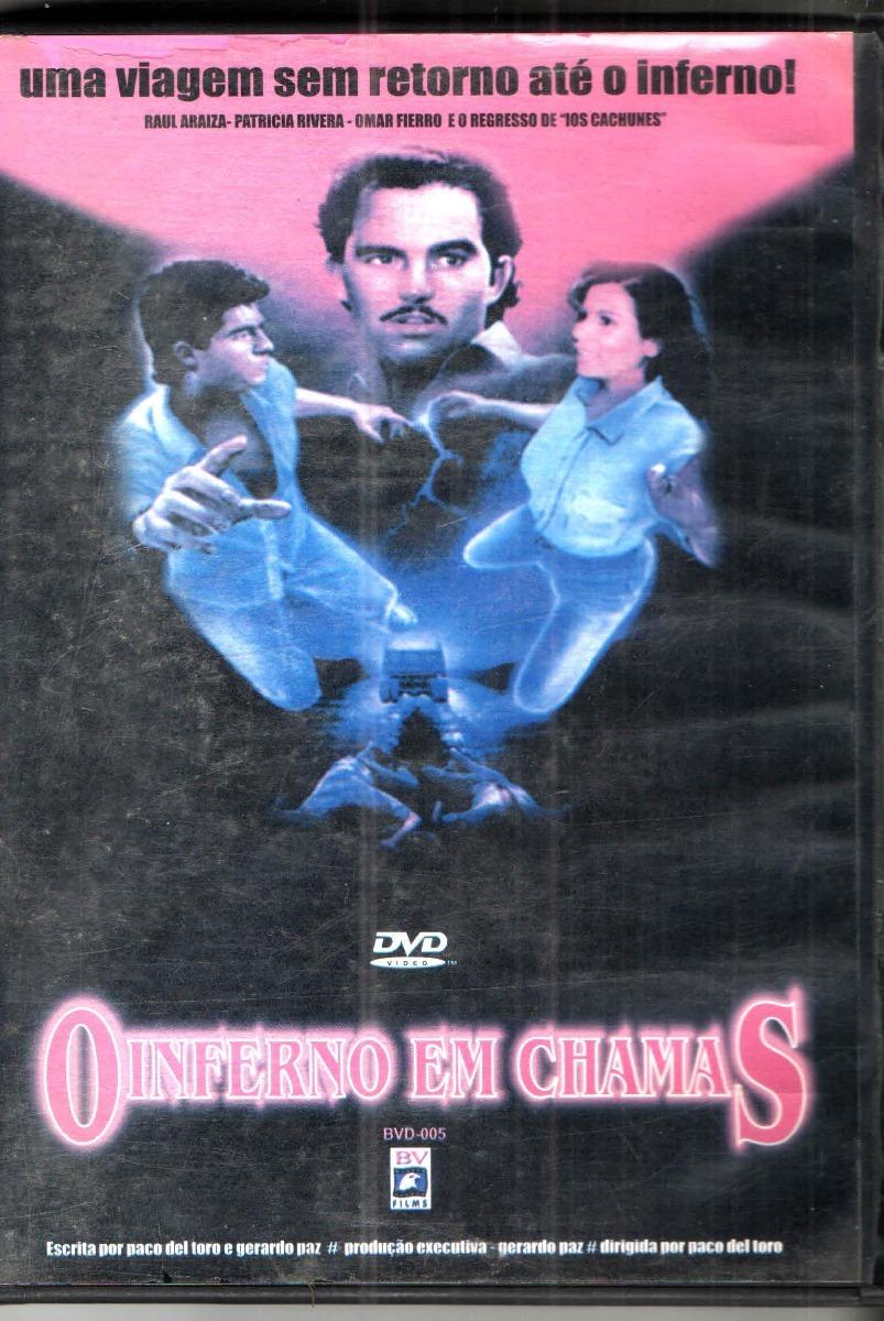 Inferno Em Chamas Great o inferno em chamas dvd original - r$ 69,40 em mercado livre