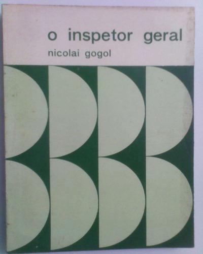 o inspetor geral, nicolai gogol