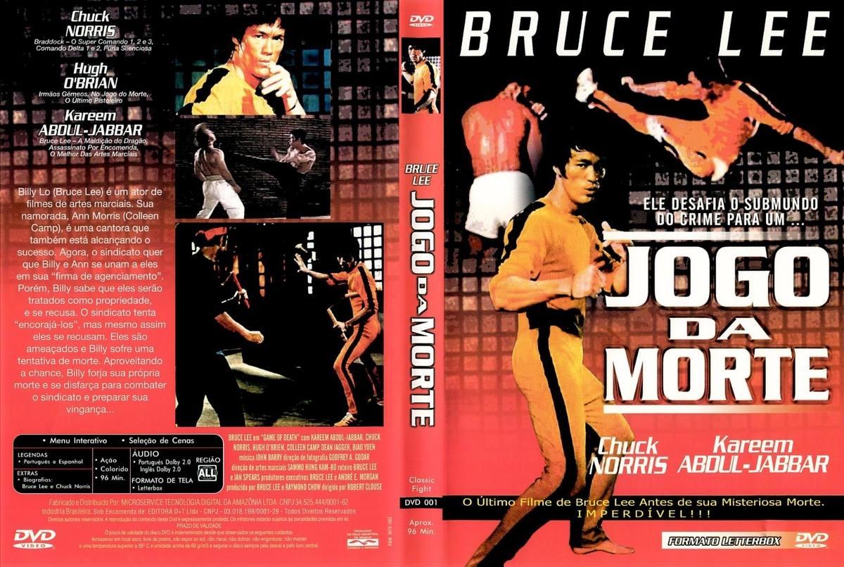 Jogo da Morte (1978) - Bruce Lee
