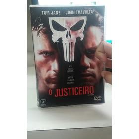 O Justiceiro -john Travolta -tom Jane -dvd