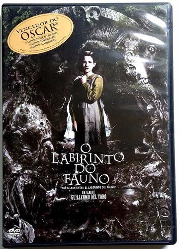 o labirinto do fauno - dvd original novo!!!