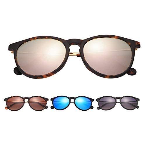 a1c06ea96d O-let Gafas De Sol Redondas Vintage Polarizadas Erika... - $ 33.990 ...
