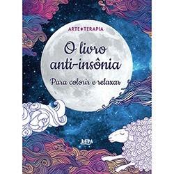 o livro anti-insônia + sonhos nórdicos + natureza colorir