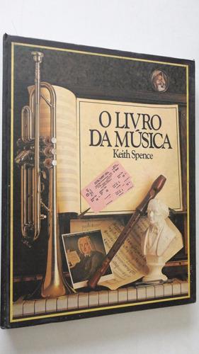 o livro da música keith spence