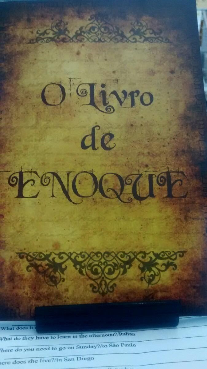 O Livro De Enoque - R$ 44,49 em Mercado Livre
