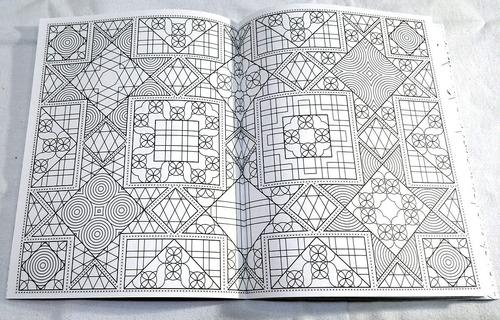 o livro mágico de colorir desenhos e estampas todas idades