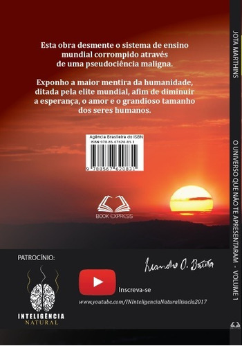 o livro mais vendido do mercado livre - o universo que não t