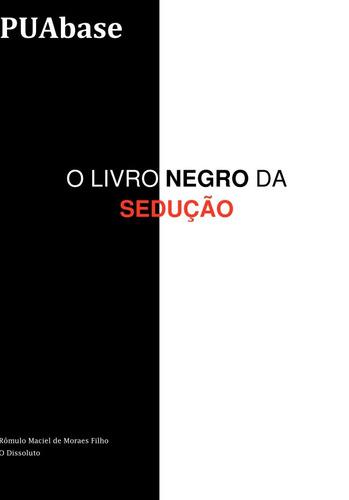 o livro negro da sedução