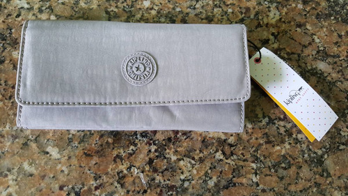 «o. luxuss» cartera kipling teddi original