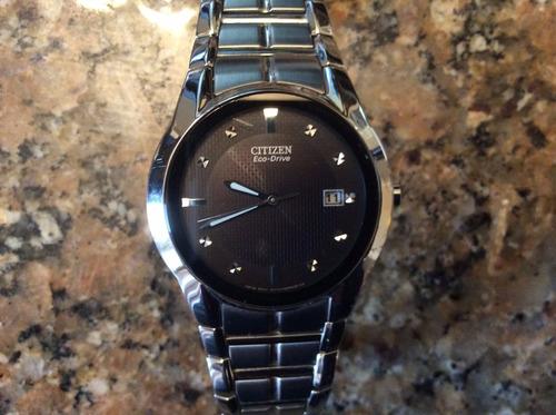 171 O Luxuss 187 Reloj Citizen Eco Drive E111 S058481 Seminuevo